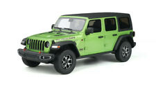 Jeep rubicon green gt Spirit 1:18