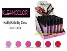 6 PC set Kleancolor Madly Matte Lipgloss Lip Gloss Pink 1812  FREE GLOBAL SHIP