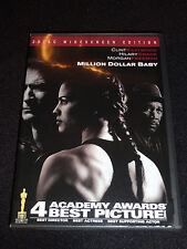 Million Dollar Baby Dvd (Like New)
