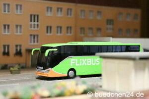 AWM Setra S516 HD FlixBus / MeinFernbus - Sonderausgabe - H0 - 1:87