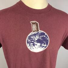 Vintage Gotta Go! Concert Band Tour Promo T Shirt 90's Earth Out House Worn