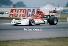 Niki Lauda BRM P160E British Grand Prix 1973 Photograph 4