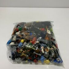Bag Of Lego Minifigure Parts/Pieces + Accessories TMNT, DC, Minecraft, Dracula