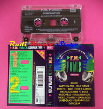 MC F.M. POWER compilation 1995 QUEEN ROXETTE BLUR RADIOHEAD no cd lp dvd vhs