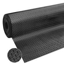 Tappeto zerbino antiscivolo gomma isolante robusto passatoia copri pavimento
