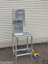 Semi-Auto Pneumatic Perfume Crimping Machine, Crimp Capper Machinery