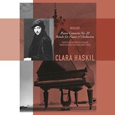 Clara Haskil - Piano Concerto 20 [New Vinyl LP] Holland - Import