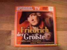 Spiegel TV DVD Nr. 31: Friedrich der Größte, versiegelt