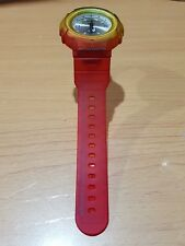 G-Shock Vintage AW-500NS Air Ice Sea Jamaica Rasta Jelly Tri-Color Japan Limited