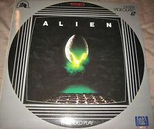 ALIEN, EXTENDED PLAY, TWO DISCS, 1982, 20TH CENTURY FOX