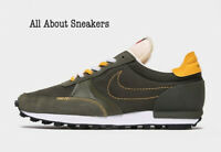 Nike Daybreak Type Olive Green Yellow Men's Trainers All Sizes Limited Stock