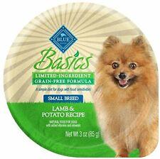Blue Buffalo Basics Limited Ingredient Diet Grain Free Adult Lamb & Potato Dog