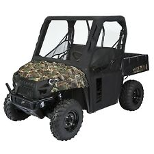 YAMAHA RHINO 450 660 700 CAB ENCLOSURE BLACK DOORS