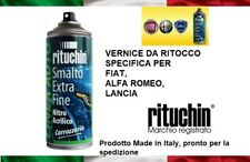 KIT VERNICE RITOCCO FIAT ALFA ROMEO LANCIA 620/B GRIGIO VENTO MET 200 ml NUOVO