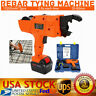 12V 30-60mm Automatic Handheld Rebar Tier Tool Building Tying Machine Strapping