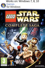 LEGO Star Wars The Complete Saga PC Video Game