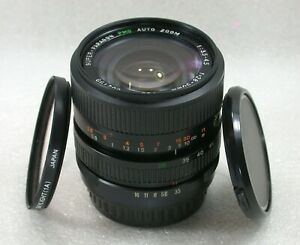 Super-Paragon PMC 28-50mm F3.5-4.5 Manual Focus Zoom Lens Pentax K Fit No 902799