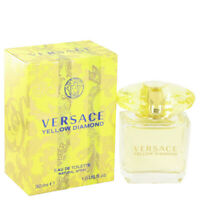 Versace Yellow Diamond Eau De Toilette Spray By Versace 1oz For WOMEN