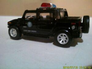Texas Game Warden Patrol Humvee Custom 1:40