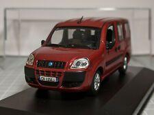 Fiat Doblo Passenger Red 1/43 NOREV Very Rare