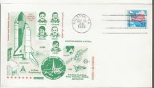 9/29/88 Discovery Satellite Deployed   Space Voyage Cover