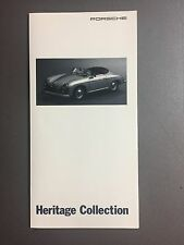 1996 Porsche Heritage Collection Showroom Sales Folder / Brochure RARE!! Awesome