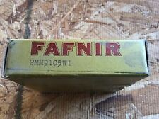 Fafnir Bearings, Cat# 2MM9105WI comes w/30day warranty, free shipping