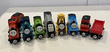 Thomas And Friends Wooden Train Bundle X8 Items