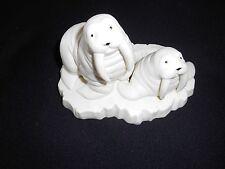 snow babies walrus dept.56