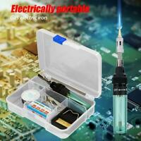 Portable Triad Butane Gas Electric Soldering Iron Set Universal Solder Iron