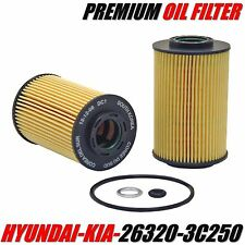 Oil Filter HYUNDAI / KIA Engine Fits Equus Genesis Borrego Sedona Sorento etc