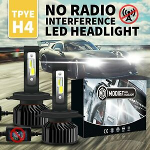 H4 LED HEADLIGHT +100% brighter 840w 896000LM BULB Globes Replace for PHILIPS