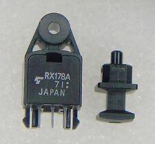 2 Stk  TOSLINK  Receiver  TO- RX178A  TORX178A  für Digital Audio  = NOS =