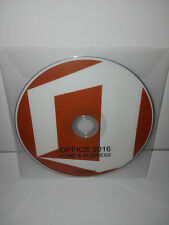 DVD - OFFICE 2016 HOME & BUSINESS - 32/64 BIT FULL - ITALIANO (MICROSOFT)