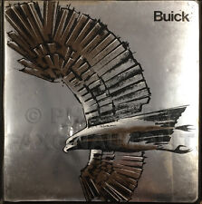 1981 Buick Color and Upholstery Dealer Album for all models Riviera Etc.