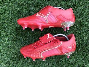 BNWOB Puma V Konstrukt II SG Football Boots. Size 9 UK