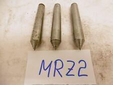 1x Feste Körnerspitze Zentrierspitze MK2 Reitstockspitze ex Bundeswehr (MRZ2)