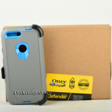 OtterBox Defender Google Pixel XL Case Cover w Holster Belt Clip Gray Blue New