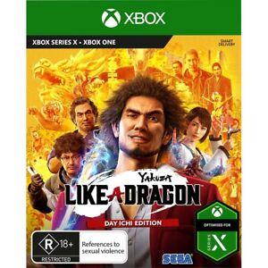 Yakuza: Like A Dragon Day Ichi Steelbook Edition - Xbox One - BRAND NEW