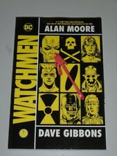 Watchmen DC Comics Alan Moore Dave Gibbons (Paperback)< 9781401248192