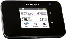 Netgear Ac810-100eus Hotspot mobile 4g LTE Wi-fi 1200 Mbps Noir