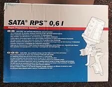 SATA RPS CUP 0.6L FLAT SIEVE 125 WATERBORNE (57/CS)