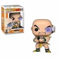 "DRAGON BALL Z NAPPA 3.75"" POP VINYL FIGURE FUNKO 613 UK SELLER POP ANIMATION"