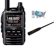 "Yaesu FT-3DR C4FM/FM Dual Band Transceiver with Diamond High Gain 15"" HT Antenna"