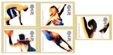 GB CARTOLINE PHQ carte Nº 180 Nuovo di zecca FULL SET 1996 OLIMPIADI SPORT più rapida