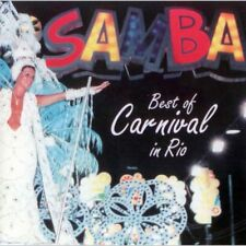 Samba: Best of Carnival in Rio - CD Folk / Folklore / Weltmusik / Compilation