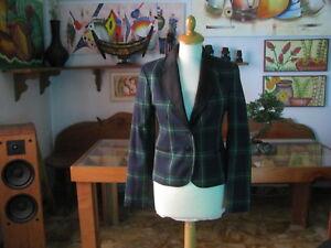 Veste Écossais Atmosphera Magia Life Taille L - Made IN Italy