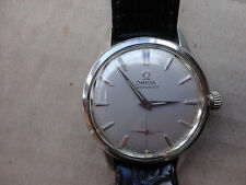 AUTHENTIC GENTS VINTAGE OMEGA SEAMASTER WORKING WATCH