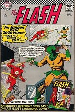FLASH THE #161 DC 05/66 VS MIRROR MASTER + NEW STORY BASED ON ISSUE #160 CVR VF