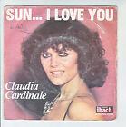 "Claudia CARDINALE Vinyl 45 tours SP 7"" SUN... I LOVE YOU IBACH IBACH 60051 RARE"